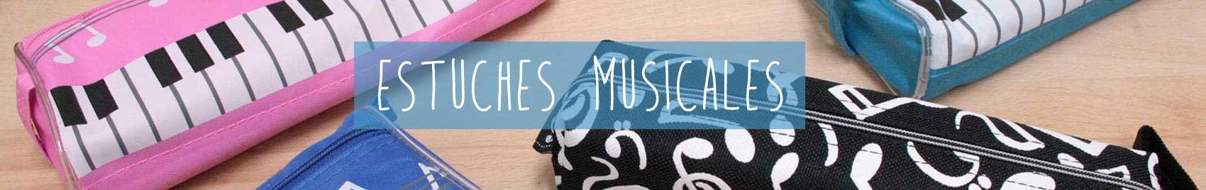 Estuches musicales