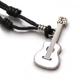 Colgante Guitarra Clásica bisutería