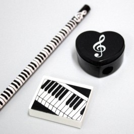 Fantasía musical piano set 4