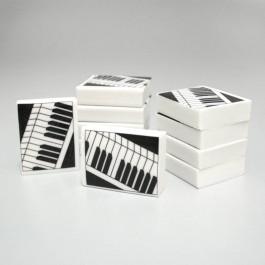 Goma Piano (10 unidades)