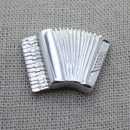 Pin 3D Acordeón