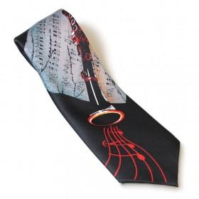 Corbata negra oboé