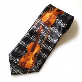 Corbata violín