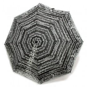 Paraguas Partitura negro plegable