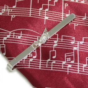 Pasador de corbata Corneta