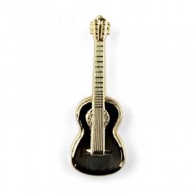 Pin Guitarra Clásica dorado