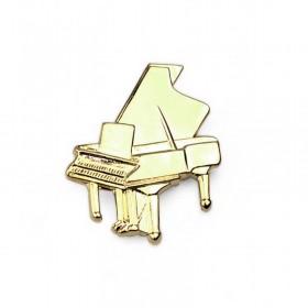 Pin Piano dorado