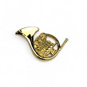 Pin Trompa dorado