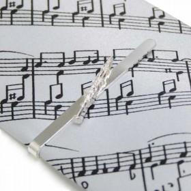 Pasador de corbata Oboe