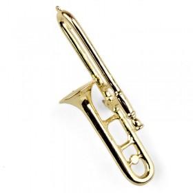 Pin Trombó daurat