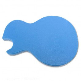 "Cutting board ""Rock Star"" blue"