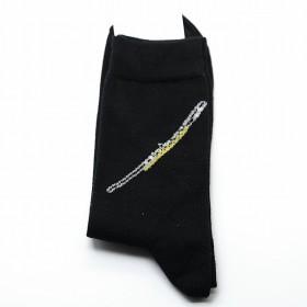 Transverse flute socks
