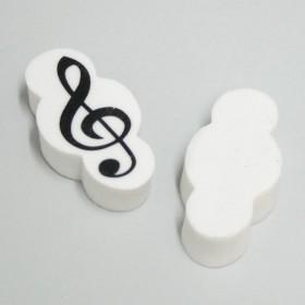 Treble Clef eraser (10 units)