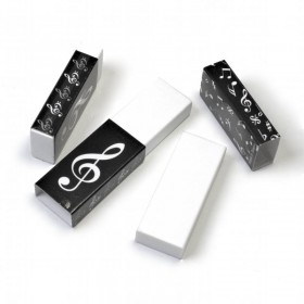 Eraser with cover (10 units)