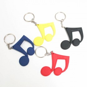 Quaver Keychain, colors