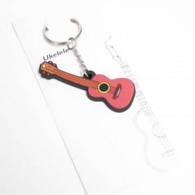 Ukulele Keychain