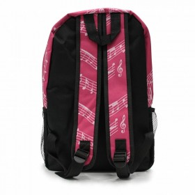 Pink score Backpack