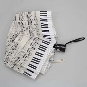 Cream Piano Umbrella