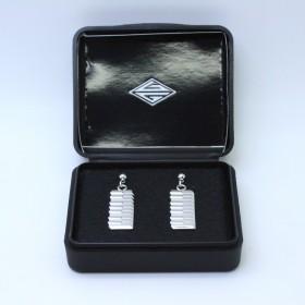 Keyboard 3D Pierced Earrings
