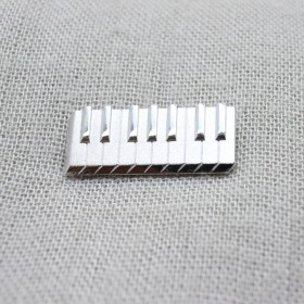 Keyboard 3D Lapel Pin