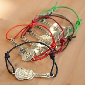 Classic Guitar Imitation Jewellery bracelet