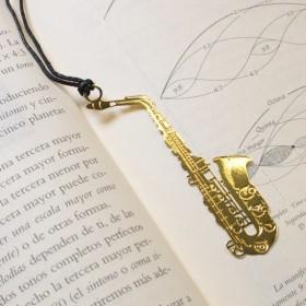 Sax bookmark