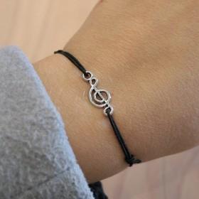 Treble Clef Imitation Jewellery bracelet