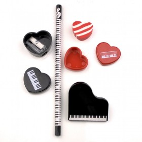 Music fancy piano set 3