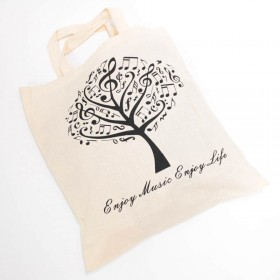 Music Tree cotton bag