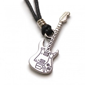 Electric guitar pendant