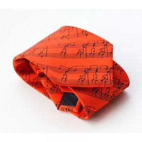 Orange score tie
