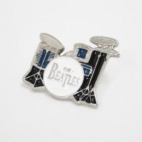 Beatles Drums Lapel Pin