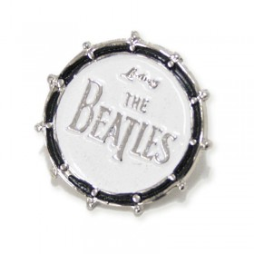 Beatles Drum Lapel Pin