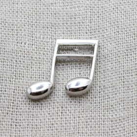 Semi-Quaver Lapel Pin