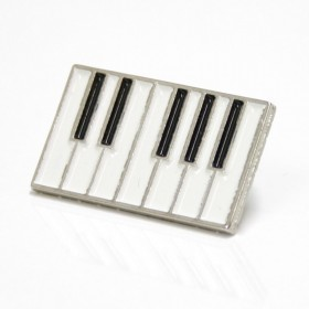 Keyboard Lapel Pin 2
