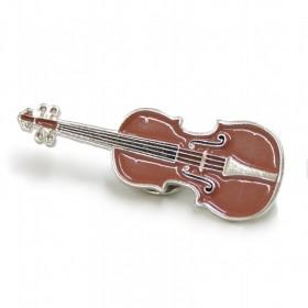 Violin Lapel Pin 2