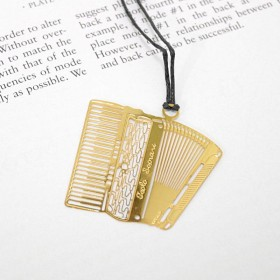 Accordion bookmark