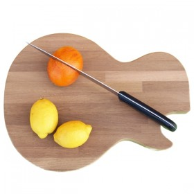 "Cutting board ""Rock Star"""